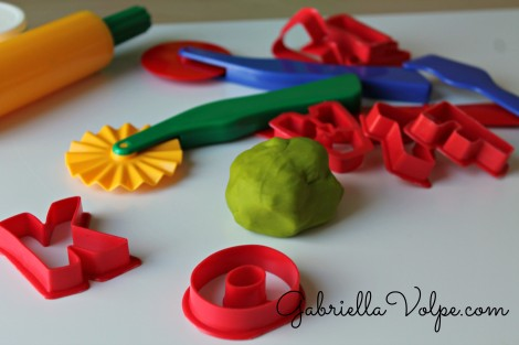 Tips for using playdough with the child with special needs